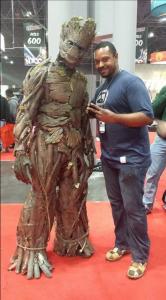 Max-Hellion - Comic Con 2014