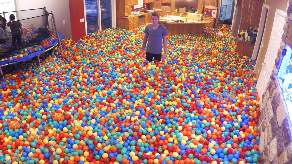 Crazy Ball Prank