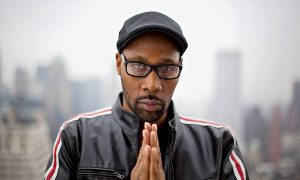 Rza by Todd Heisler of The New York Times